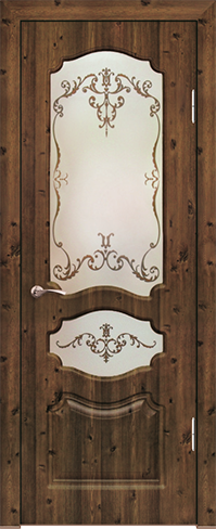 Дверь Виктория ДО купить в Санкт-Петербурге по низкой цене