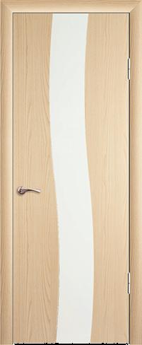 """Дверь Эксклюзив купить в Санкт-Петербурге по низкой цене (цвет: дуб беленый) от производителя межкомнатных дверей """"Геона"""