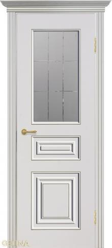"""Дверь Арлетт купить в Санкт-Петербурге по низкой цене от производителя межкомнатных дверей """"Геона"""