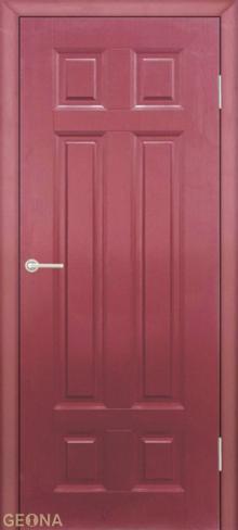 """Дверь Авеню 6 ДГ купить в Санкт-Петербурге по низкой цене от производителя межкомнатных дверей """"Геона"""