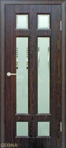 """Дверь Авеню 6 купить в Санкт-Петербурге по низкой цене от производителя межкомнатных дверей """"Геона"""
