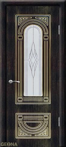 """Дверь Аврора ДО купить в Санкт-Петербурге по низкой цене от производителя межкомнатных дверей """"Геона"""