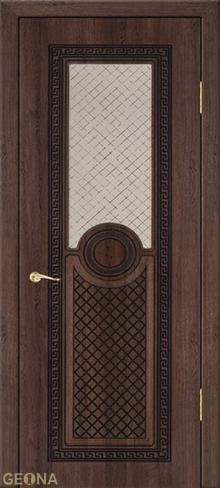 """Дверь Данте купить в Санкт-Петербурге по низкой цене от производителя межкомнатных дверей """"Геона"""