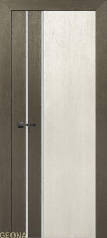 Дверь Флеш 2/1 без 3D 2 цвета