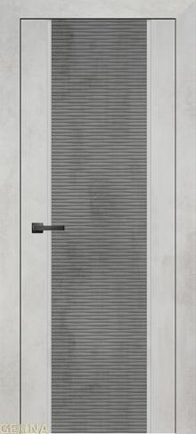 Дверь Флеш 2 3D 2 цвета