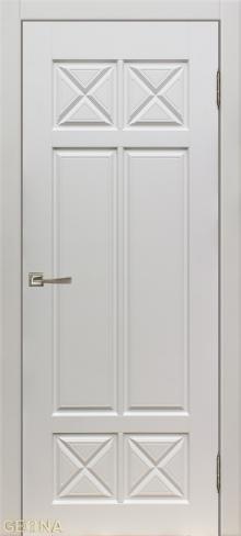 """Дверь Флекс 6 ДГ купить в Санкт-Петербурге по низкой цене от производителя межкомнатных дверей """"Геона"""