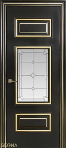 """Дверь Франческо купить в Санкт-Петербурге по низкой цене от производителя межкомнатных дверей """"Геона"""