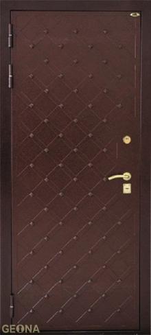 Дверь входная Гранит купить в Санкт-Петербурге по низкой цене от производителя дверей Геона