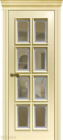 """Дверь Корсо 8 купить в Санкт-Петербурге по низкой цене от производителя межкомнатных дверей """"Геона"""