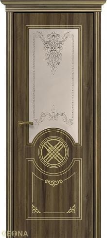 """Дверь Лейла купить в Санкт-Петербурге по низкой цене от производителя межкомнатных дверей """"Геона"""
