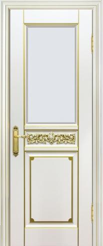 """Дверь Луиджи 1 купить в Санкт-Петербурге по низкой цене от производителя межкомнатных дверей """"Геона"""