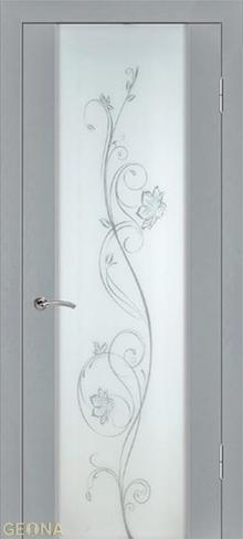 Купить межкомнатную дверь Маки в Санкт-Петербурге