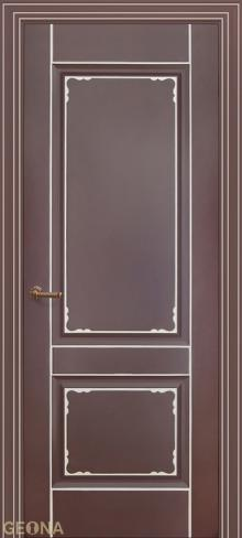 """Дверь Мадрид ДГ купить в Санкт-Петербурге по низкой цене от производителя межкомнатных дверей """"Геона"""