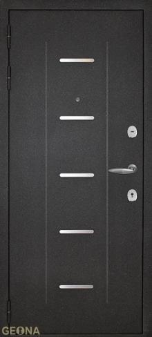 Дверь входная Максима NS 5 купить в Санкт-Петербурге по низкой цене от производителя дверей Геона