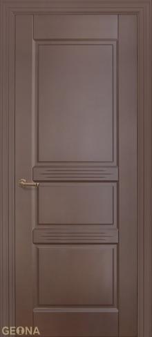"""Дверь Монако ДГ купить в Санкт-Петербурге по низкой цене от производителя межкомнатных дверей """"Геона"""