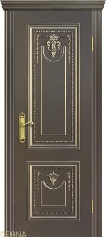 """Дверь Новара ДГ купить в Санкт-Петербурге по низкой цене от производителя межкомнатных дверей """"Геона"""