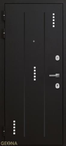 Дверь входная Максима NS 3 купить в Санкт-Петербурге по низкой цене от производителя дверей Геона