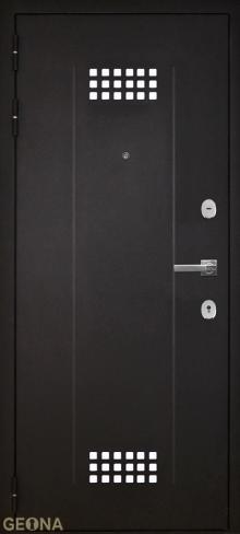 Дверь входная Максима NS 6 купить в Санкт-Петербурге по низкой цене от производителя дверей Геона