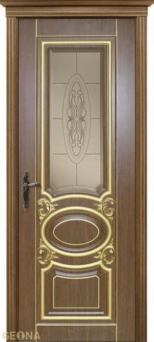 Купить межкомнатную дверь Оливия 2 ДО в Санкт-Петербурге от производителя