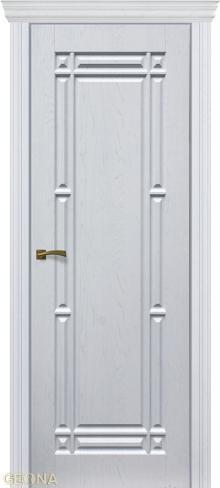 """Дверь Омега 2 ДГ купить в Санкт-Петербурге по низкой цене от производителя межкомнатных дверей """"Геона"""