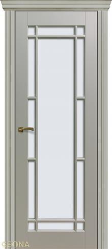 """Дверь Омега 2 ДО купить в Санкт-Петербурге по низкой цене от производителя межкомнатных дверей """"Геона"""