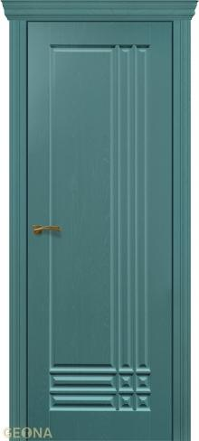 """Дверь Омега 3 ДГ купить в Санкт-Петербурге по низкой цене от производителя межкомнатных дверей """"Геона"""