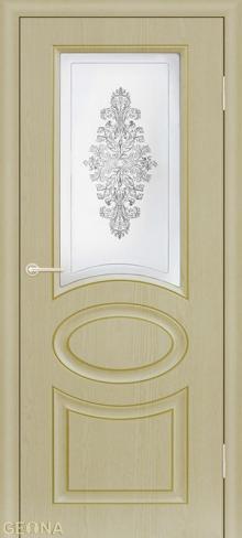"""Дверь Орнелла купить в Санкт-Петербурге по низкой цене от производителя межкомнатных дверей """"Геона"""