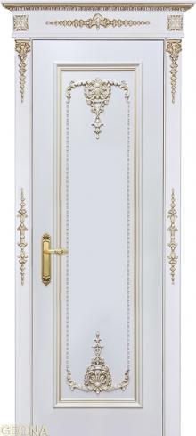 """Дверь Палаццо 1 ДГ купить в Санкт-Петербурге по низкой цене от производителя межкомнатных дверей """"Геона"""