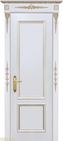 """Дверь Палаццо 2 ДГ купить в Санкт-Петербурге по низкой цене от производителя межкомнатных дверей """"Геона"""