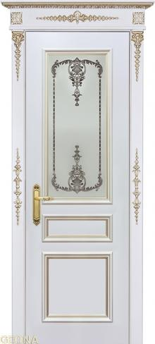 """Дверь Палаццо 3 ДО купить в Санкт-Петербурге по низкой цене от производителя межкомнатных дверей """"Геона"""