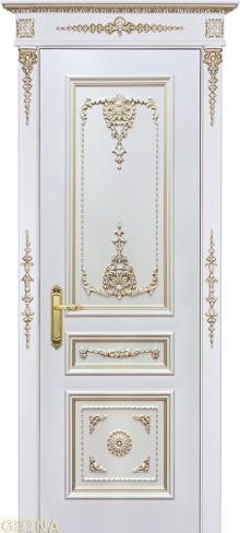 """Дверь Палаццо 3 ДГ купить в Санкт-Петербурге по низкой цене от производителя межкомнатных дверей """"Геона"""