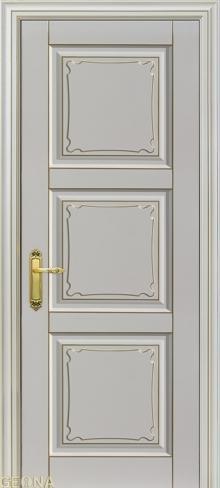 """Дверь Паола 3 ДГ купить в Санкт-Петербурге по низкой цене от производителя межкомнатных дверей """"Геона"""