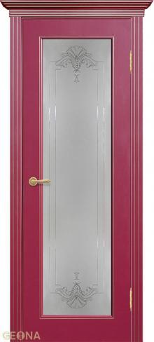 """Дверь Ренессанс 1 купить в Санкт-Петербурге по низкой цене от производителя межкомнатных дверей """"Геона"""