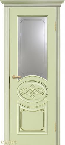 """Дверь Ренессанс 3 купить в Санкт-Петербурге по низкой цене от производителя межкомнатных дверей """"Геона"""