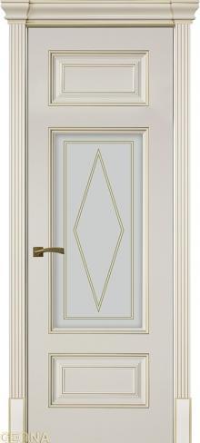Дверь Рикардо 4 ДО купить в Санкт-Петербурге от производителя Геона двери