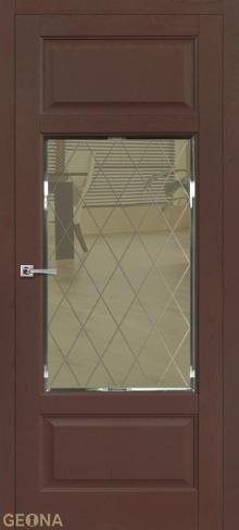 Купить межкомнатную дверь Романс 4 в Санкт-Петербурге от производителя