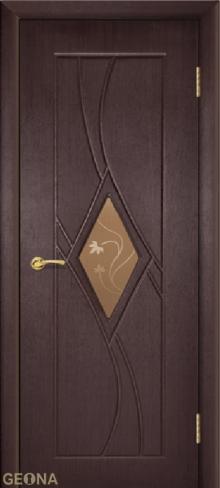 Дверь Рубин 1 ДО купить в Санкт-Петербурге по низкой цене от производителя межкомнатных дверей Геона