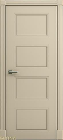 """Дверь Соул 4 ДГ купить в Санкт-Петербурге по низкой цене от производителя межкомнатных дверей """"Геона"""