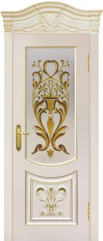 """Дверь Стефана купить в Санкт-Петербурге по низкой цене от производителя межкомнатных дверей """"Геона"""
