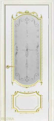 Купить межкомнатную дверь Винченцо ДО в Санкт-Петербурге