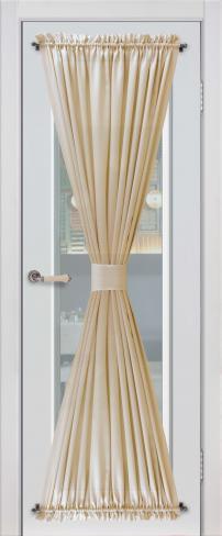 """Дверь Вита 1 со шторой купить в Санкт-Петербурге по низкой цене от производителя межкомнатных дверей """"Геона"""