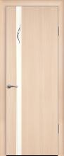 """Дверь Люкс 1/1 эконом купить в Санкт-Петербурге по низкой цене (цвет: лен) от производителя межкомнатных дверей """"Геона"""
