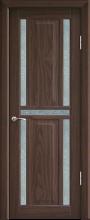 """Дверь Дуэт 5 купить в Санкт-Петербурге по низкой цене (цвет: черое дерево матовое) от производителя межкомнатных дверей """"Геона"""