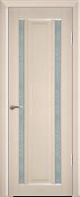 """Дверь Дуэт 2 купить в Санкт-Петербурге по низкой цене (цвет: ваниль глянец) от производителя межкомнатных дверей """"Геона"""