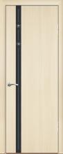 """Дверь Люкс 1/1 с гравировкой и стразами купить в Санкт-Петербурге по низкой цене (цвет: лен) от производителя межкомнатных дверей """"Геона"""