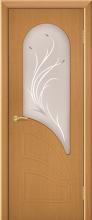 """Дверь Арена ДО купить в Санкт-Петербурге по низкой цене (цвет: дуб классик) от производителя межкомнатных дверей """"Геона"""