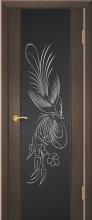 """Дверь Феникс купить в Санкт-Петербурге по низкой цене (цвет: венге натуральный) от производителя межкомнатных дверей """"Геона"""