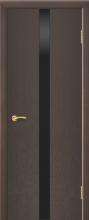 """Дверь Лабиринт 1 купить в Санкт-Петербурге по низкой цене (цвет: венге натуральный) от производителя межкомнатных дверей """"Геона"""