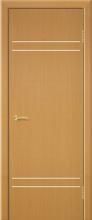 """Дверь Лайн 3 купить в Санкт-Петербурге по низкой цене (цвет: дуб натуральный) от производителя межкомнатных дверей """"Геона"""