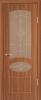 """Дверь Каролина купить в Санкт-Петербурге по низкой цене (цвет: анегри золотистый) от производителя межкомнатных дверей """"Геона"""